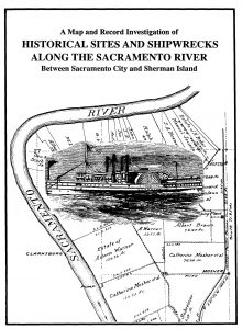 Cover of 1988 Sacramento River Shipwrecks