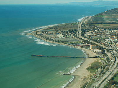 Ventura_aerial (By Jimwmurphy (Own work) [Public domain], via Wikimedia Commons)